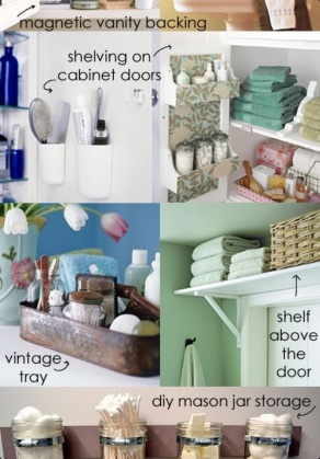 Cool ways to Store things.