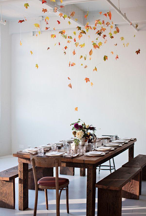 Inspiring Idea to welcome Autumn