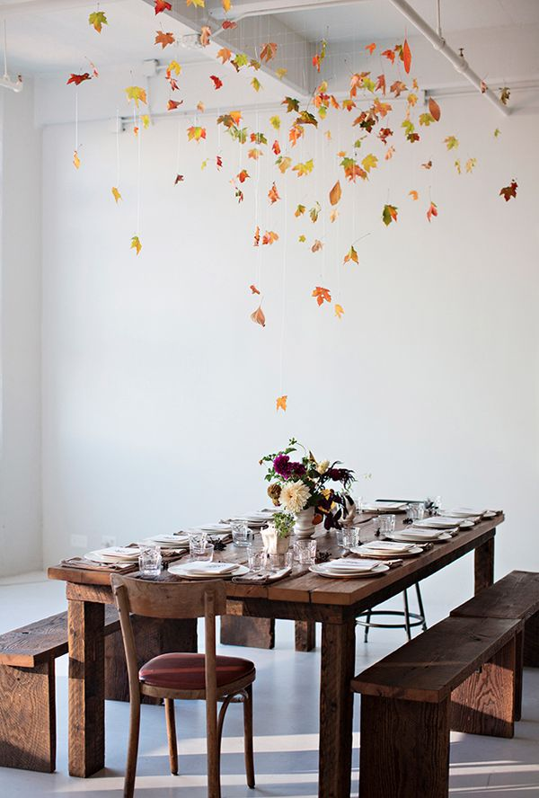 Inspiring Idea to welcome Autumn