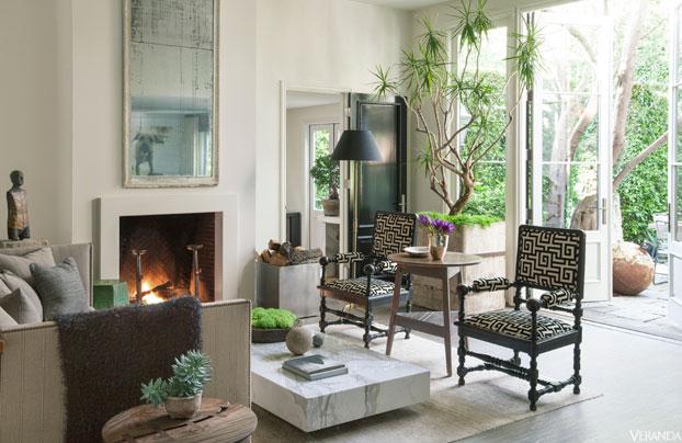 Veranda magazine room service interiors for Veranda living rooms